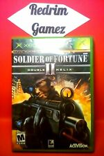 Soldier Of Fortune II Double Helix XBOX Video Games