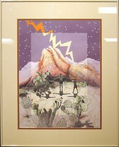"Sylvia Long ""Enlightenment"" Signed Original Drawing Artwork of kids OBO"