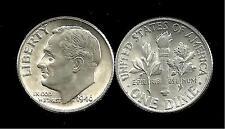 1946-P__Roosevelt Dime__90% Silver__ BU/UNC