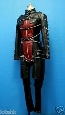 Mass Effect Asari Huntress dark red ver  Cosplay Costume Custom Made  < Lotahk >