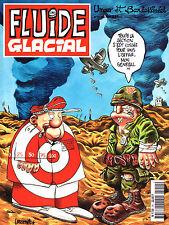Fluide Glacial N°251 - Eds. Audie - Mai 1997