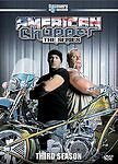 American Chopper: The Series - Season 3 (DVD, 2005, 3-Disc Set)