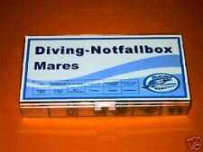 Diving Notfallbox für Mares Atemregler Service spare parts