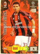 ADRENALYN XL CHAMPIONS LEAGUE 10/11 - Thiago Silva