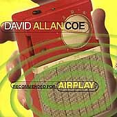 """DAVID ALLAN COE """"RECOMMENDED FOR AIRPLAY"""" STILL SEALED BRAND NEW LUCKY DOG/SONY"""