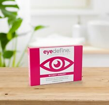 INSTANT UPPER EYELID LIFT, TOTALLY TRANSPARENT- TAKE 10 YEARS OFF YOUR AGE NOW!