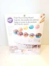 "Wilton Cake Pops Decorating Stand 12"" Diameter holds up to 44 pops"