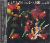 G3 : Live In Concert Joe Satriani Eric Johnson Steve Vai CD FASTPOST