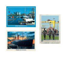 Titanic and Nomadic 3D Postcards - Set of 3