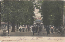 Bad Pyrmont,Germany,Haupt-All ee,Lower Saxony,Used,1907
