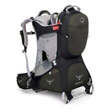 Carrier Osprey Poco AG Plus Black Back Strap Wandertrage Children's Frame