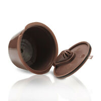 Refillable Coffee Capsule Cup For Dolce Gusto Nescafe Reusable Filter Pods PE