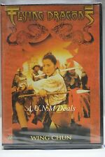 flying dragons wing chun ntsc import dvd
