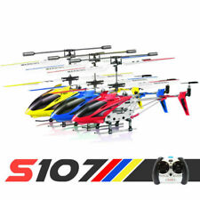 Syma S107G 3.5CH RC Helicopter Phantom Metal Mini Remote Control Helicopter GYRO