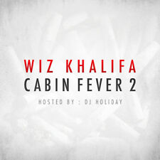 Wiz Khalifa - Cabin Fever 2 Mixtape CD