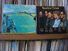 Rawlins Cross - Living River - MAGNETIC MUSIC great paper sleeve