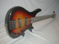 OVAL 5 STRING BASS