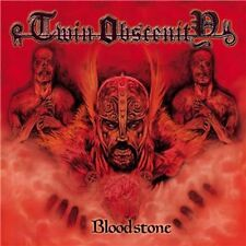 Twin Obscenity - Bloodstone - CD - Neu