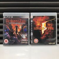 Resident Evil Operation Raccoon City + 5 | Sony Playstation 3 PS3 PAL