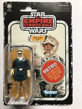 Star Wars Rétro Collection Han Solo (Hoth). wave 2. Comme neuf.