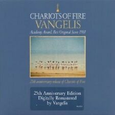 VANGELIS 'CHARIOTS OF FIRE (REMASTERED)' CD NEW+