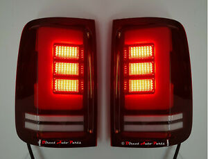 *LED* ALTEZZA PERFORMANCE TAIL LIGHT LAMP for VOLKSWAGEN AMAROK 2H 2011 - 2020