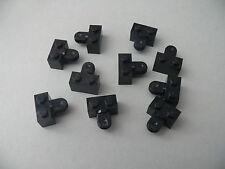 Lego 10 pieces de bras articules noires set 6975 6155 6195 /10 Arm Holder Brick