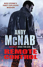 Remote Control: (Nick Stone Thriller 1) by Andy McNab (Paperback, 2011)