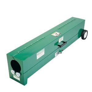 "Greenlee 851 1/2"" - 4"" Electric PVC Heater/Bender"