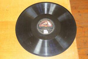 "Henry VIII Dances Shepherds Morris Torch Dance  12"" Shellac 78 rpm HMV Record"