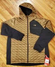 The North Face Kilowatt Thermo Thermoball Jacket Train Men's XXL Metallic Copper