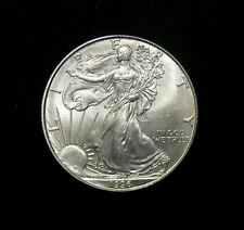 1996  KEY DATE UNCIRCULATED American Silver Eagle (ASE)