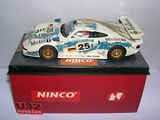 qq 50149 NINCO PORSCHE 911 GT1 LM '96 No 25 MOBIL 1