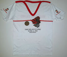 INDONESIA SOLAR ECLIPSE VINTAGE T-SHIRT BINTANG BEER SOUVENIR JUNE 1983 SIZE XL