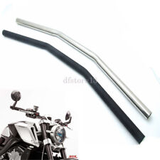 "1"" 25mm Guidon Auto Moto Bike drag bar Handlebars Pr Harley Honda Yamaha Suzuki"