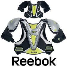 $80 Reebok 3K Lax Lacrosse Shoulder Pads Chest Back Proctector pad New Small