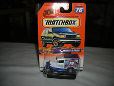 1999 Matchbox PROMO #76 HERSHEY Toy Show Model A Ford SPECIAL EDITION RARE LOOK!