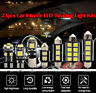 23Pcs Car Interior LED Reading Light Bulb Dome Trunk Door Replacement Lamp Kits