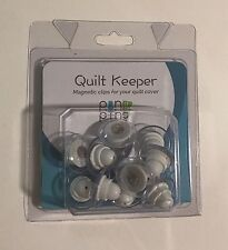Refill only - Pin It Pins Quilt Keeper- Magnetic clips for your quilt cover
