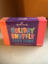 Hallmark Holiday Shuffle Game – Brand New