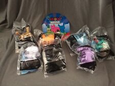 Complete Sonic Drive-In Wacky Pack Toys: Kidrobot (8/8)