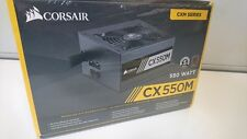 Brand New Corsair CX550M 550W ATX Power Supply CP-9020102-UK CXM SERIES 80 PLUS