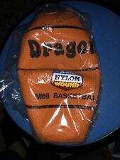 "7"" Orange Dragon Mini Basketball Basket Ball Sports Miniature Small Size Play"