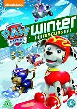 Paw Patrol Winter Rescues DVD 2014