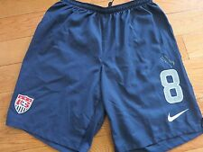 Clint Dempsey Game Used Signed Soccer Shorts Coa + Exact Proof! U.S.A. Sounders