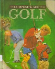 COMPOSITE GUIDE TO GOLF, 1998 BOOK (PALMER, SNEAD, WOODS, LOPEZ, NICKLAUS CVR