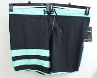 New HURLEY Mens Size 44 Waist Phantom Block Party Boardshorts Swim Trunks NWT