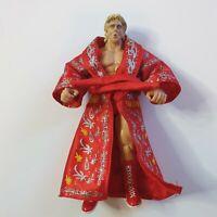 WWE Classic Superstars - Series 2 - Ric Flair Figure Jakks (2003) Red Robe