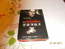 In Treatment Seasons 1&3 Seasons Dvd Set HBO Drama Series