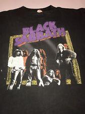Black Sabbath Ozzy Osbourne Tour Shirt Size Xl